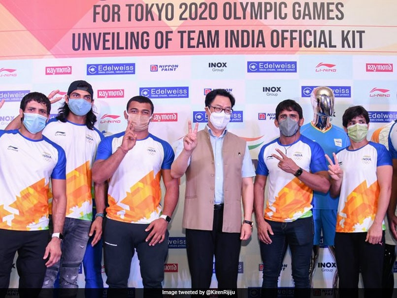Tokyo Olympics: No Branded Apparel, Only India Will Be Written On Kits Of Our Athletes, Says Kiren Rijiju