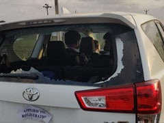 """""""No One Is Safe"""": Arvind Kejriwal On Alleged Attack On AAP Leaders In Gujarat"""