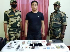 Cops Reconstruct Chinese Intruder's Entry Into India Via Bangla Border