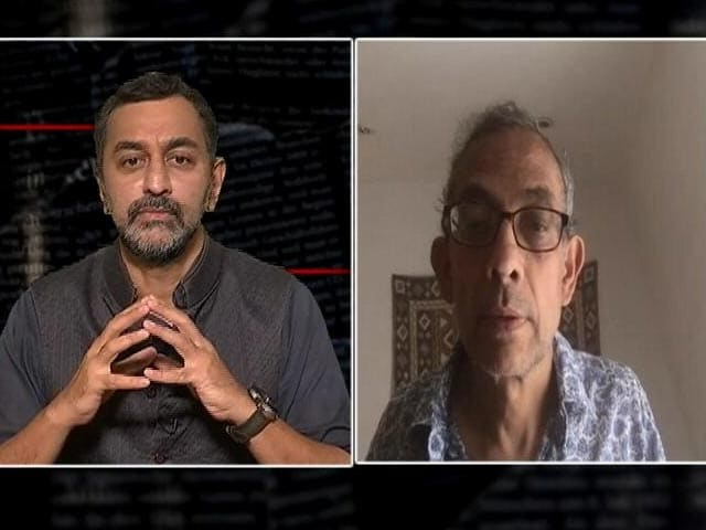 """Video : """"Overall, Centre Hasn't Done Much"""": Abhijit Banerjee On Economic Support"""