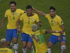 Copa America: Casemiro's Late Strike Gives Brazil 2-1 Win Over Colombia