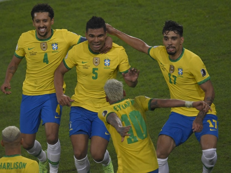 Copa America: Casemiros Late Strike Gives Brazil 2-1 Win Over Colombia