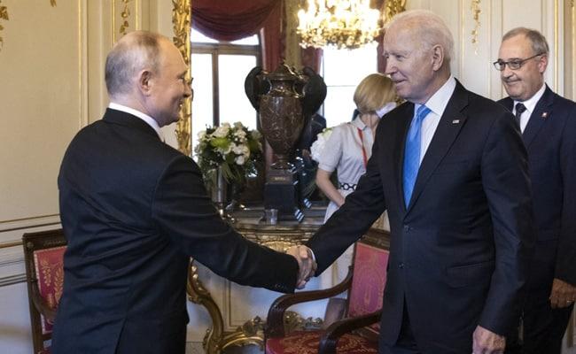 Joe Biden And Vladimir Putin Won't Be Friends But See Path Together