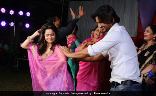 'This Was Our Journey': Ankita Lokhande Remembers Sushant Singh Rajput With Happy Memories