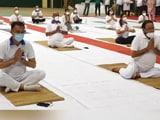 Video : Assam Celebrates Yoga Day Amid Partial Lockdown