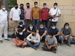 दिल्ली : ब्लैक फंगस का नकली इंजेक्शन बनाने वाले गिरोह का खुलासा, 3000 इंजेक्शनों के साथ 2 डॉक्टरों समेत 10 अरेस्ट