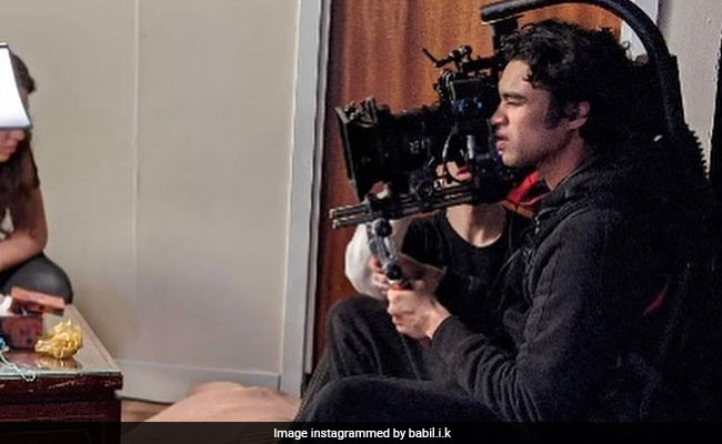 Irrfan Khan's Son Babil Is 'Dropping Out' Of College For 'Giving It All To Acting'