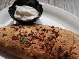 Video : How To Make Garlic Bread   Easy Garlic Bread Recipe Video