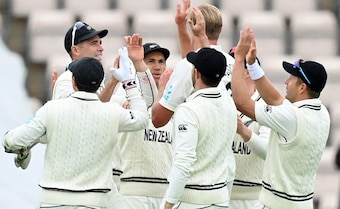 WTC Final, Day 2 Live: NZ Hit Back As India Lose Rohit, Gill Before Lunch