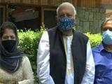 Video : Gupkar Alliance Members To Attend PM's Kashmir Meeting Tomorrow