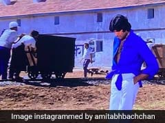When Amitabh Bachchan's Blue Knotted Shirt From <i>Deewar</i> Ended Up Setting A Fashion Trend