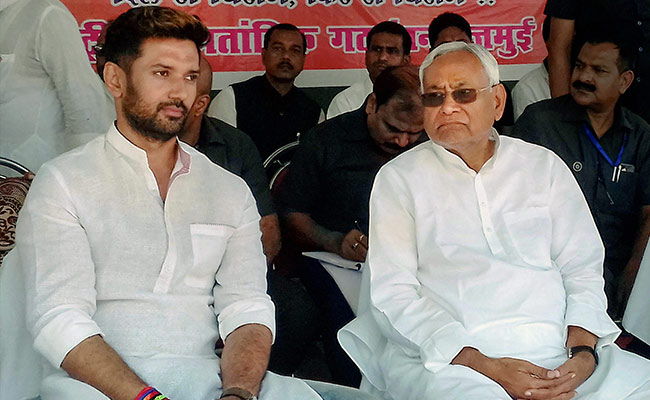 'What You Sow...': Nitish Kumar's Role In Chirag Paswan's Worst Crisis