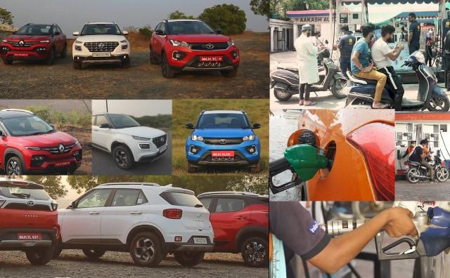 Video : Raftaar Rebooted Episode 48 | Kiger V Nexon V Venue | Record fuel prices