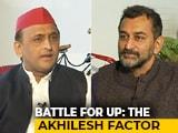 Video : Samajwadi Party To Fight UP Elections Alone, Says Akhilesh Yadav