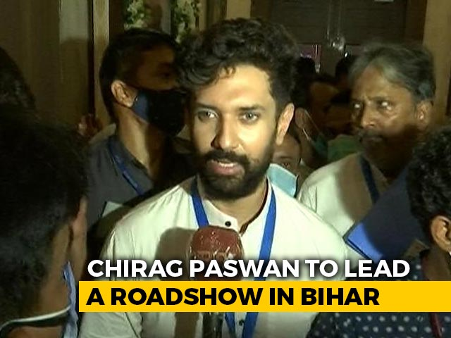 """Video : """"It's A Battle For Truth"""": Chirag Paswan To NDTV After Revolt In Party"""