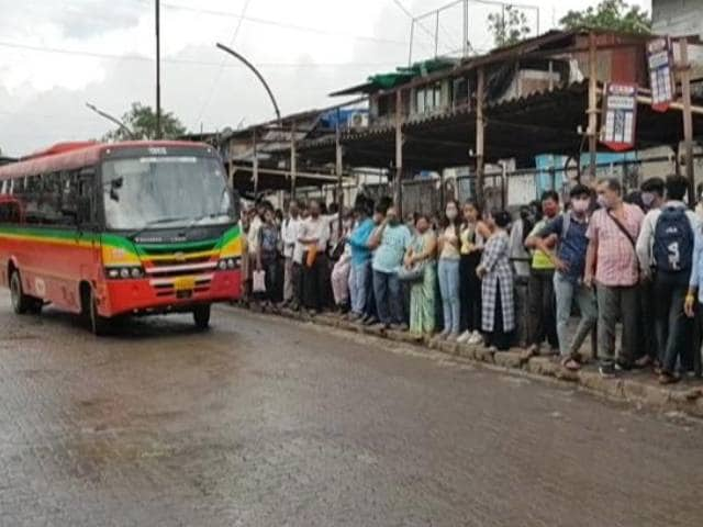 Video : Allow Local Trains To Operate, Demand Mumbai Commuters