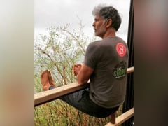 """For Milind Soman, """"Opportunities To Have Fun Are Everywhere."""" Here's Proof"""