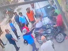 Caught On Camera: Delhi Man Hit With Rod In Shocking Road Rage Incident