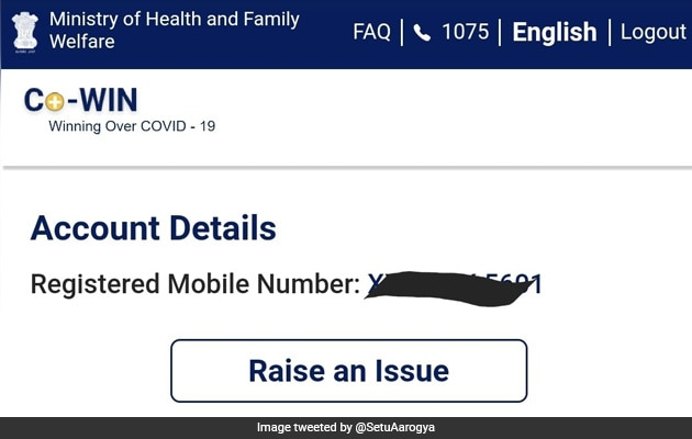 'Raise An Issue': New Feature On CoWIN To Update Vaccination Certificate