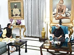 What BJP's UP In-Charge Said After Meeting Governor Amid Shake-Up Talk
