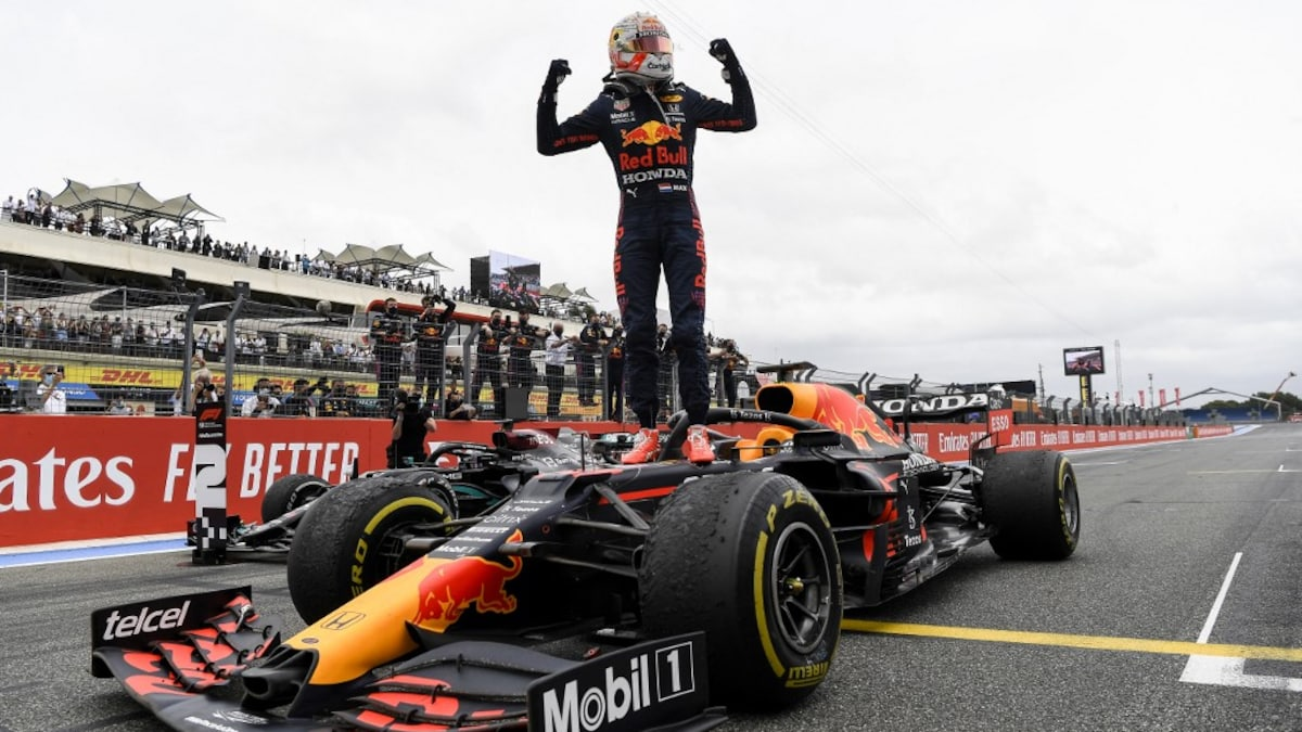 Photo of French Grand Prix: Max Verstappen Denies Lewis Hamilton In French Thriller
