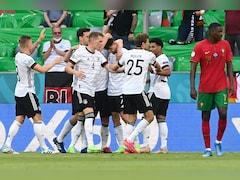 UEFA Euro 2020: Germany Thrash Portugal 4-2 In Group F Clash In Munich