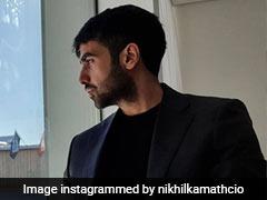 """Apologies"": Zerodha Founder Nikhil Kamath On ""Unfair"" Chess Win vs Viswanathan Anand"