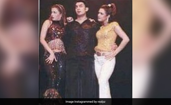 BRB, Busy Figuring Out What Aishwarya Rai Bachchan, Preity Zinta And Aamir Khan Were Doing In This Pic