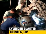 Video : 7 Dead, 7 Injured In Cylinder Blast In UP, 2 Houses Collapse