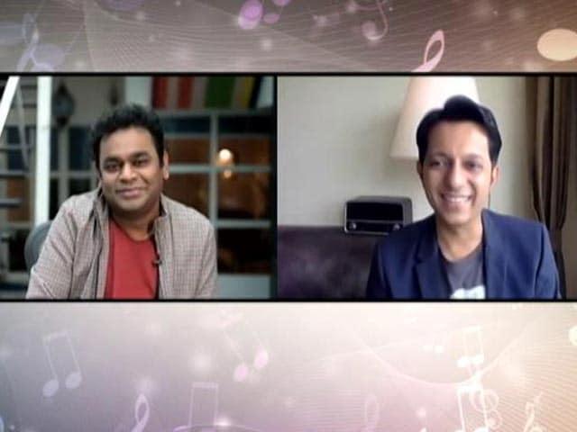 Video : All About AR Rahman And Gulzar's New Song <i>Meri Pukaar Suno</i>