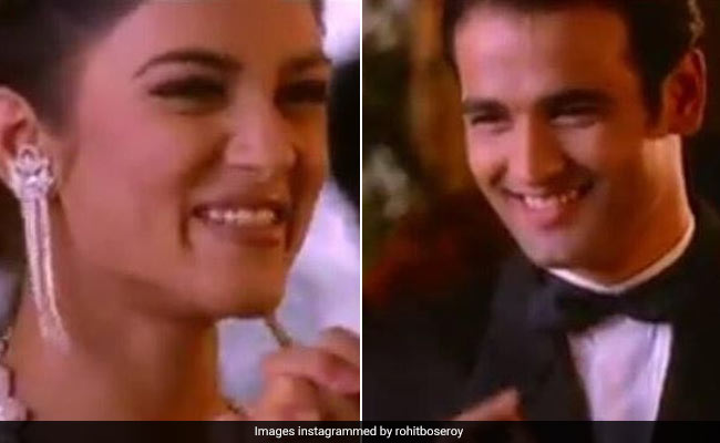 Sushmita Sen's Post-Miss Universe Ad With Rohit Roy Prompted Romance Rumours