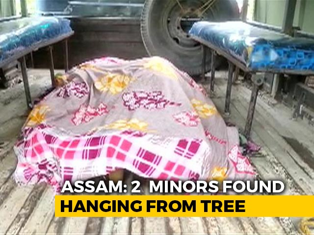 Video : Assam Teens Found Hanging From Tree, Family Alleges Rape: Cops