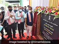 Assam Turns Football Stadium Into 300-Bed Covid Hospital In 20 Days