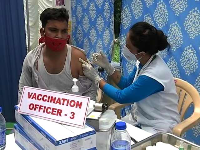 Video : Top News Of The Day: India Sets Vaccination Record