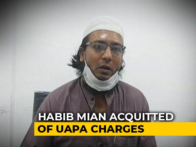 Video : After 4 Years In Jail, Man Acquitted Of Anti-Terror Law UAPA Charges