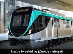 Noida Metro Records Highest Single-Day Ridership Of 22,996 Post Lockdown