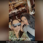 Lunch, Coffee And More: All About Sonam Kapoor's Date With BFF