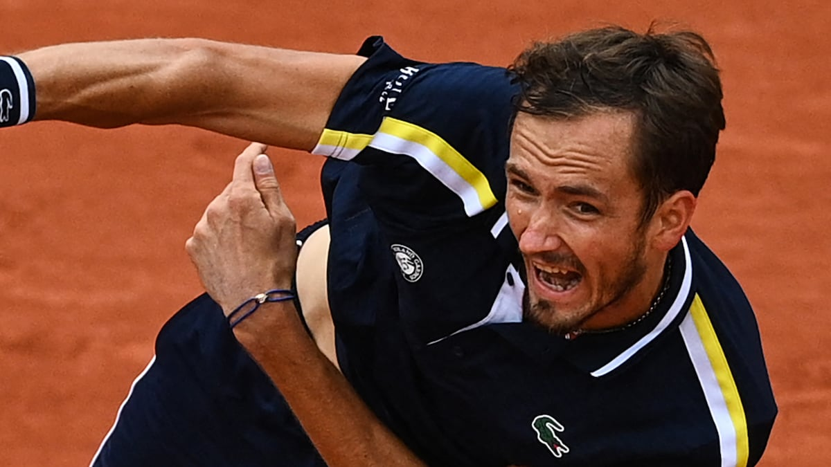 French Open: Daniil Medvedev says players must play well to win tennis news
