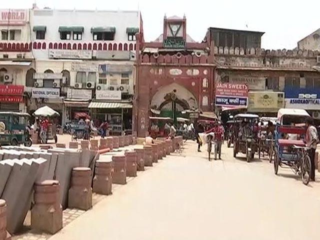 Video : Delhi's Chandni Chowk Road: A Non-Motorised Zone