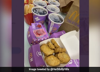 McDonald's BTS Meal Sold Out In Indonesia, Here's How Fans React