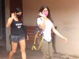 Video : It's Gym O'Clock For Sara Ali Khan And Janhvi Kapoor