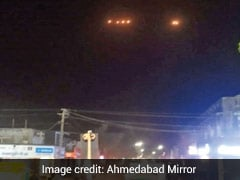 ''Not UFO'': Expert On Mysterious Lights Sighted In Gujarat Sky