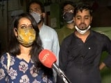 Video : Delhi Riots Case: 3 Student-Activists Released From Tihar Jail On Bail
