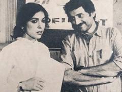 Neena Gupta And Shekhar Kapur In An Epic Pic From 1985