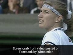 "#WimbledonThrowback: ""Steffi (Graf), Will You Marry Me?"" Her Epic Response"