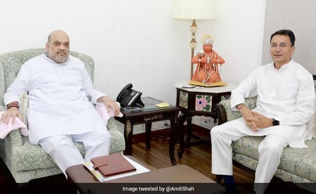 'Big Slap On Our Face': Congress Leader Harish Rawat After Jitin Prasada Joins BJP