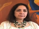 Video : Neena Gupta On Bollywood's Casting Couch