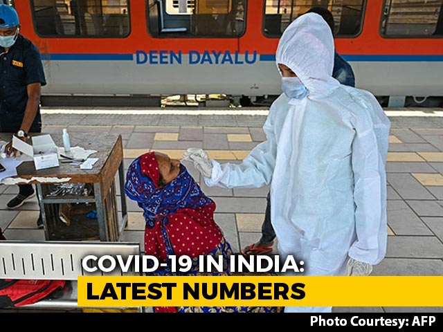Video : India Sees Less Than 60,000 Fresh Covid Cases For First Time In 81 Days