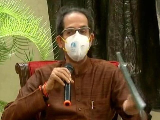 """Video : """"Not Like I Met Nawaz Sharif"""": Uddhav Thackeray After Face-Time With PM"""