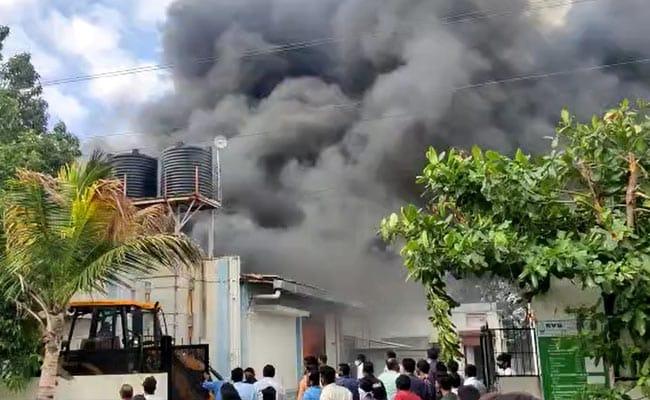 Vice President M Venkaiah Naidu Condoles Deaths In Fire At Pune Sanitiser Firm